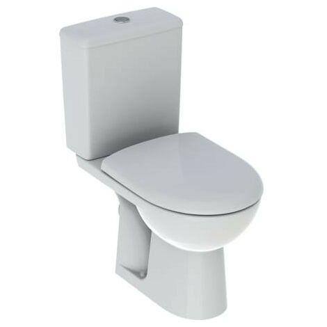 Pack WC sol RENOVA SH Surélevé Rimfree blanc