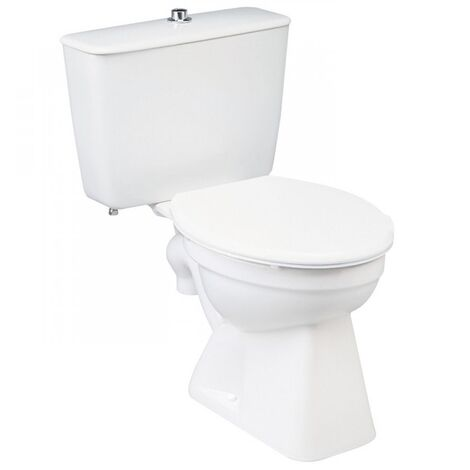Pack WC sortie orientable Aspirambo Porcher*