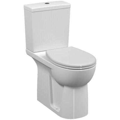 Pack WC surélevé Conforma - Blanc - 35.5x65x86.5cm