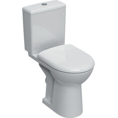Pack WC surélevé Renova Comfort - Geberit - 85.5x37cm - Blanc