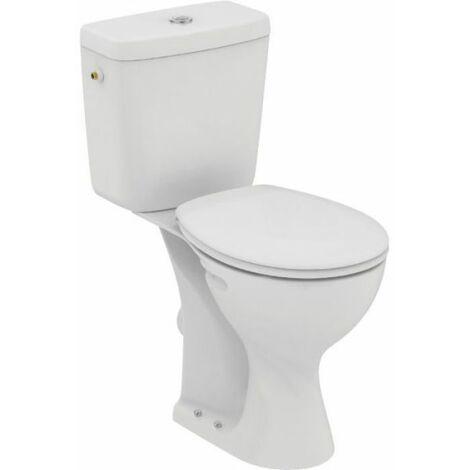 Pack WC surélevé sortie horizontale Ulysse Porcher Porcher