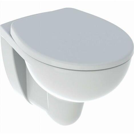 Pack WC suspendu à fond creux Bastia Rimfree avec abattant GEBERIT - 501.687.01.1