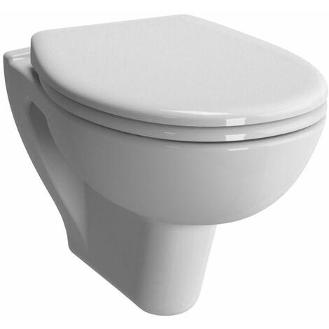 Pack WC suspendu ALTERNA VERS'EAU sans bride avec abattant frein de chute, Ref.7741C003-6079
