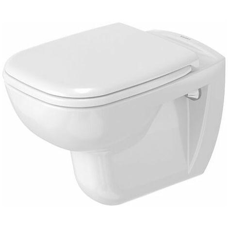 Pack WC suspendu Duravit D-Code
