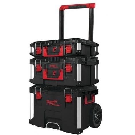 PACKOUT TROLLEY 3 PIECES