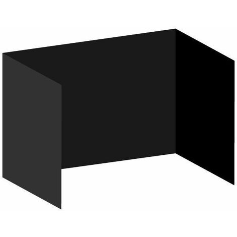 Packs Laterales Carpas Plegables - Pack 3 Laterales Lisos para Carpas 3x4,5 Master - Blanco