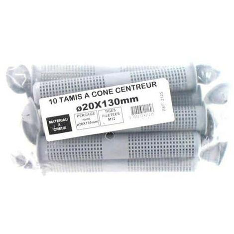 Packung 10 Sichter Zentrierkonus Batifix Durchmesser 20 x 130 mm