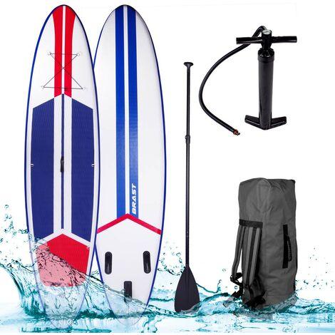 Paddle gonflable GALAXY 9'10 20psi 110kg 15cm kit complet – couleurs différents