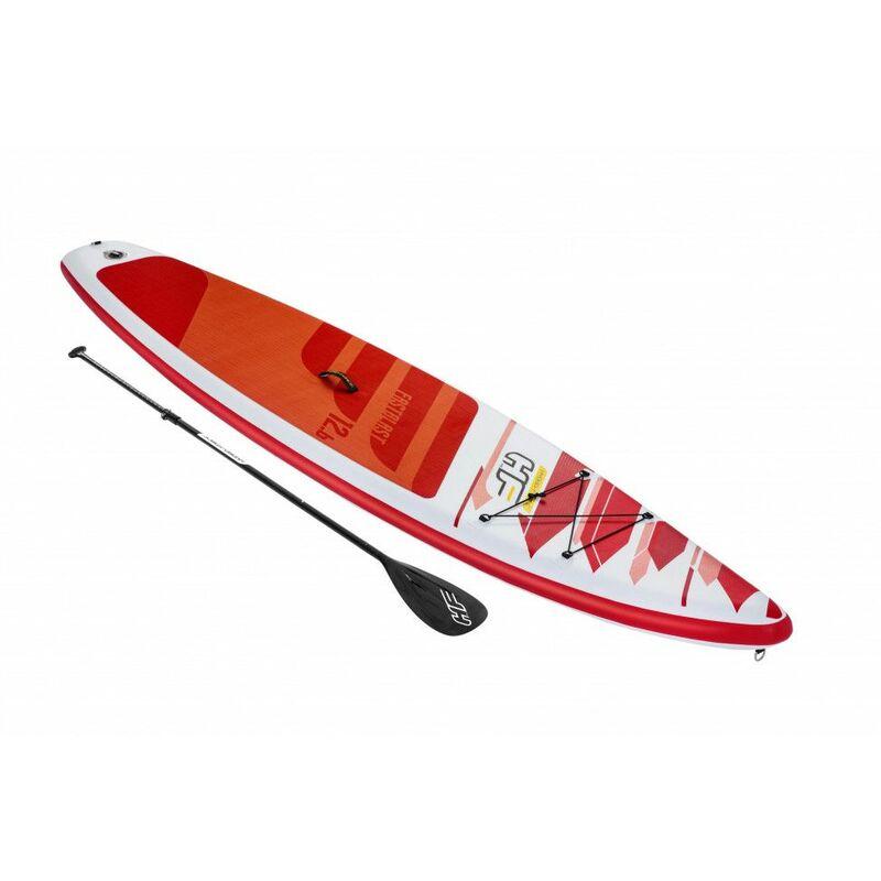 Paddle SUP gonflable - Fastblast Hydro-Force - L 381 cm x l 76 cm x H 15 cm - Livraison gratuite