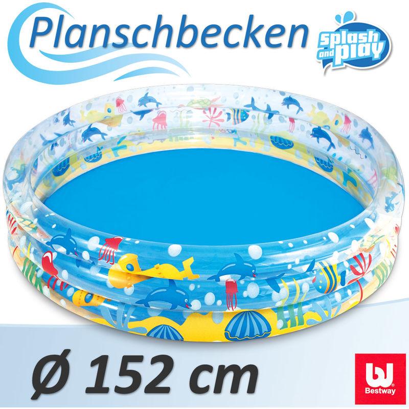 152 x 30 cm Bestway Planschbecken Deep Dive