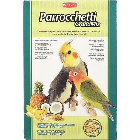 Padovan Grandmix per Parrocchetti da 850 gr