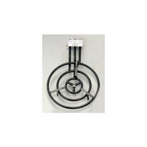 Paellero Gas Butano 3 Fuegos 70cm Rdo H. M700 La Ideal