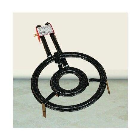 Paellero quemador de gas butano/propano