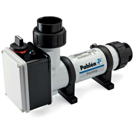 Pahlen Elektroheizer aus Kunststoff / Incoloy 6kW - nicht digital 42028650