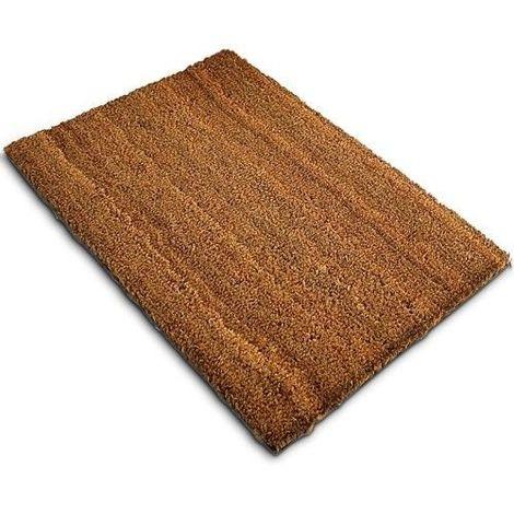 """main image of """"Paillasson en fibre de coco tapis d'entrée paillasson au mètre"""""""