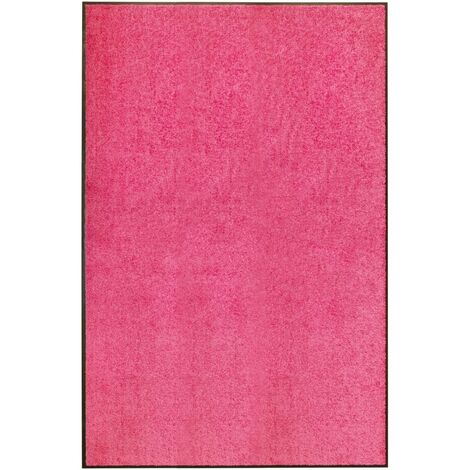 Paillasson lavable Rose 120x180 cm