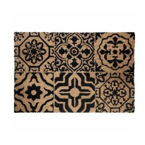 Paillasson rectangulaire - L 40 x H 60 cm - Lisbonne - Livraison gratuite
