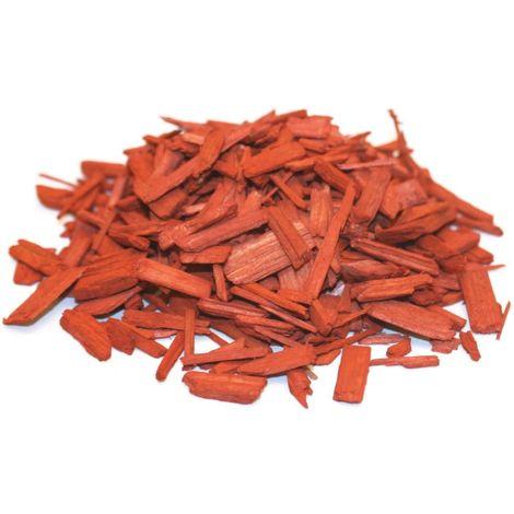 """main image of """"Paillis copeaux rouges 11kg Unitaire - Rouge"""""""