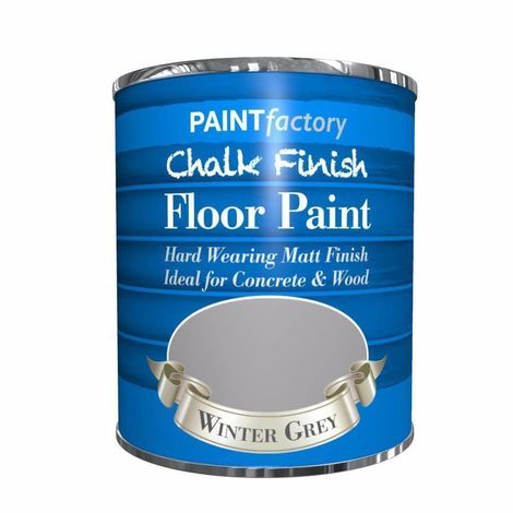 Paint Factory Chalk Finish Floor Paint