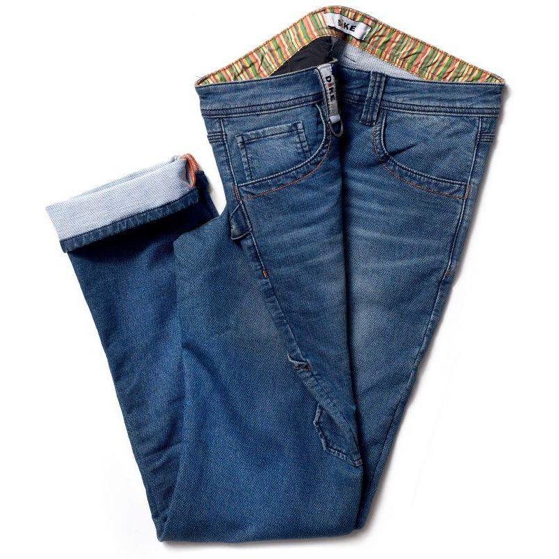 PAINT pantalon de travail en jean DIKE