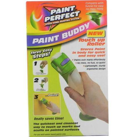 Paint Perfect Paint Buddy Touch Up Roller