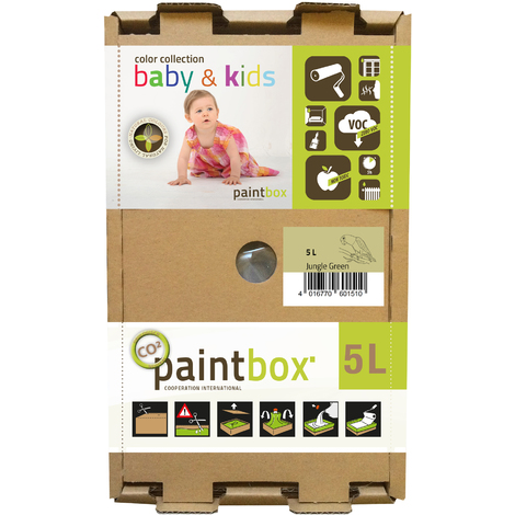 Paintbox Baby & Kids 5L