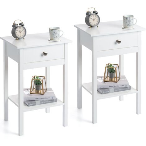 """main image of """"Pair of Bedside Tables"""""""