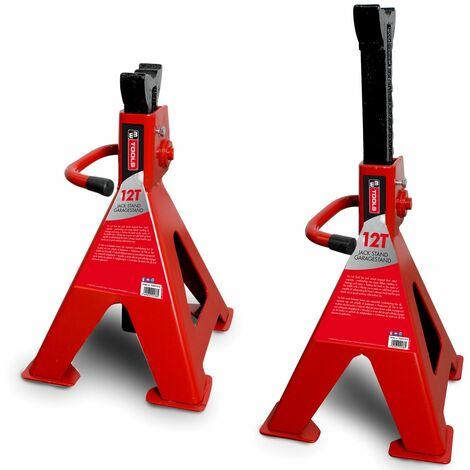Paire de chandelles 12 t MW-Tools CAGS12T