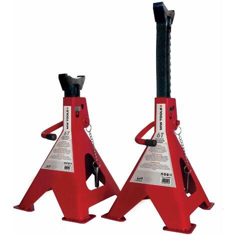 Paire de chandelles 6 t MW-Tools CAGS6T