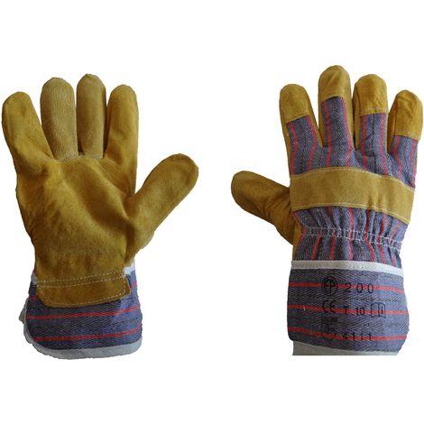 Paire de gant docker Taille 10 - Mob/Mondelin