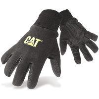 Paire de gants jersey picots PVC T.9 - CATERPILLAR - CAT15400