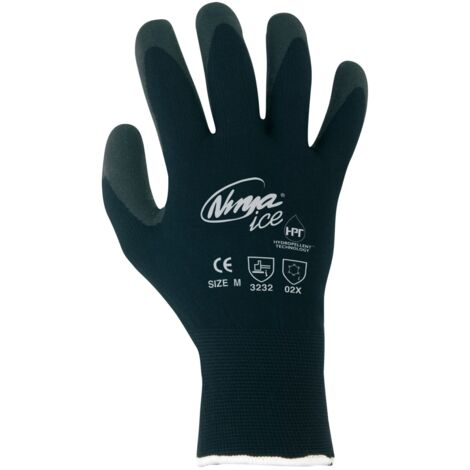 Paire de gants spécial froid. Double couche. Singer NI00