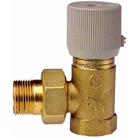 Paire de robinets high-style caleffi 400100