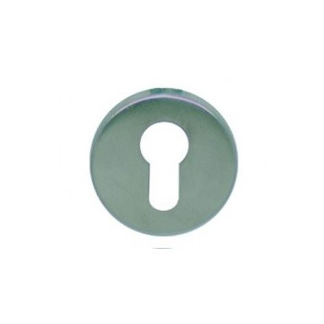 Paire de rosace Inox 304 Balsac / Vabre / Vallon / Valady - Clé i - U19/L19/V19 - 174