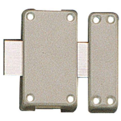 Paire de verrou intermédiaire pour serrure en applique verticale 5 points type 5038,5118 et 5108 KO - A2P** KESO OMEGA