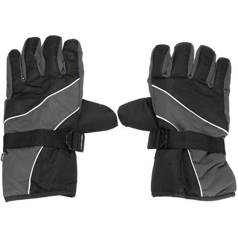 gants respirants Gants de transpiration gants l/égers de l/ét/é Bicyclettes et motos Camping Randonn/é ou Protection des autres Activit/és Grus Gants de moto de v/élo L, Blanc