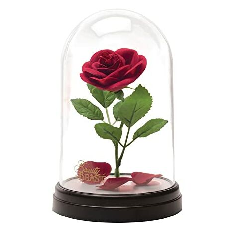 """main image of """"Paladone Disney Beauty and the Beast - Enchanted Rose Light (PP4344DPV2)"""""""