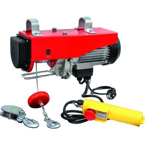 PALAN CABLE ELECTRIQUES.1300W- 800/400 KG DRAKKAR EQUIPEMENT- S10804