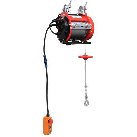 Palan d'échafaudage électrique 500 kg 230 V