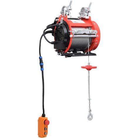 Palan d'échafaudage électrique 800 kg 230 V