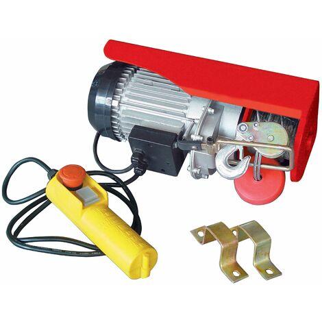 Palan électrique 1000W 250/500KG - Elem Technic