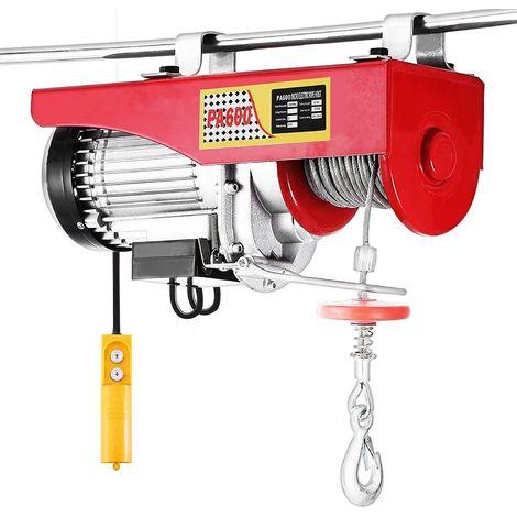 Palan électrique 1050W 300/600 kg