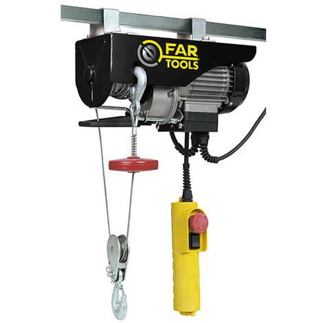 Palan électrique 250 Kg max. EP500 500 W 230 V - 182002 - Fartools - -