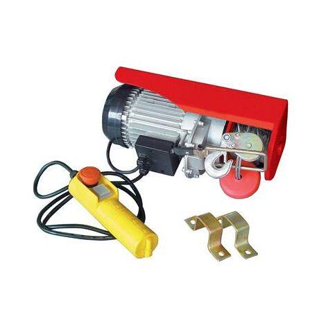 Palan electrique 500 kilos - cable 12 m - moteur 1000W