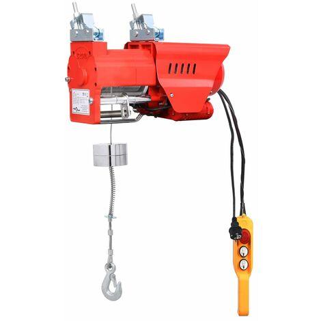 Palan électrique à haute vitesse 300/600 kg 1300 W