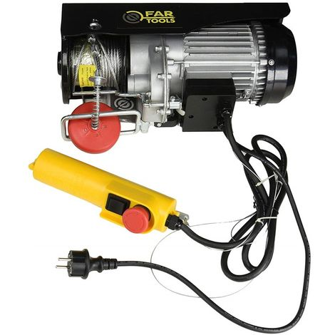 """main image of """"Palan Electrique Charges 600 KG, 1050 W - Fartools EP1050"""""""