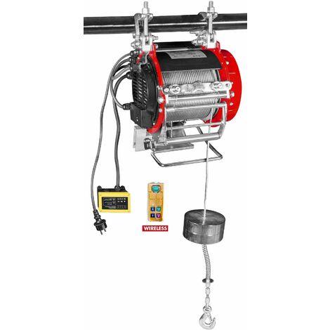 Elevador eléctrico cabrestante eléctrico