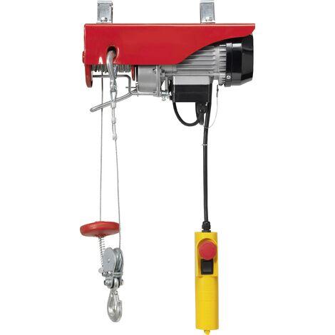 Palan électrique TOOLCRAFT 1550315 Capacité de levage (max.) S372931