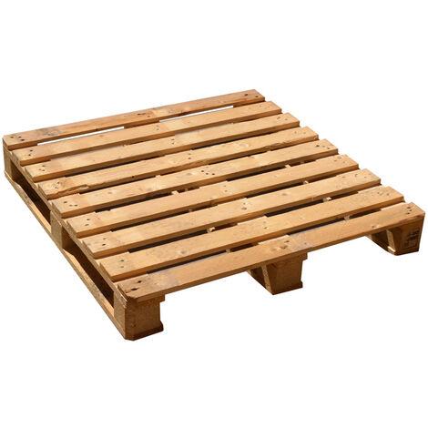 """main image of """"Palet de madera para muebles con 9 tacos"""""""