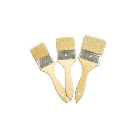 Paletina doble n.24 s/23 50mm. mango madera
